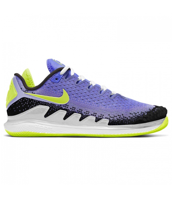 Nike Air Zoom Vapor X Knight Saphire/Lime