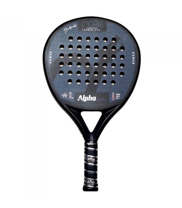 Alpha Padel Cork Carbon Evo 1