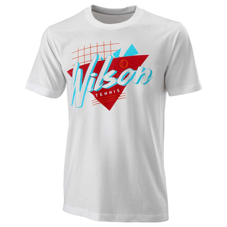 Wilson Nostalgia T-.Shirt White