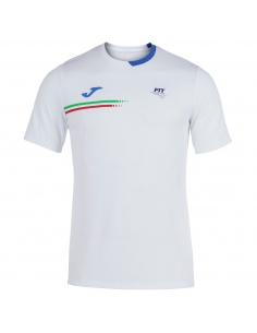 Joma T-Shirt Fit White