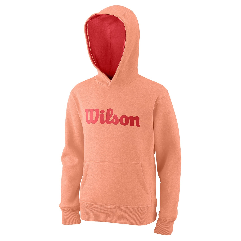 Wilson Cotton Hoodie JR Papay