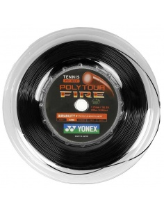 Yonex Poly Tour Strike 1,30 Black (200mt)