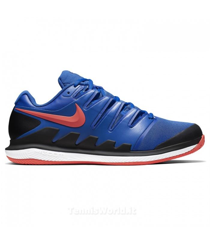 Nike Air Zoom Vapor x Clay Razor Blue