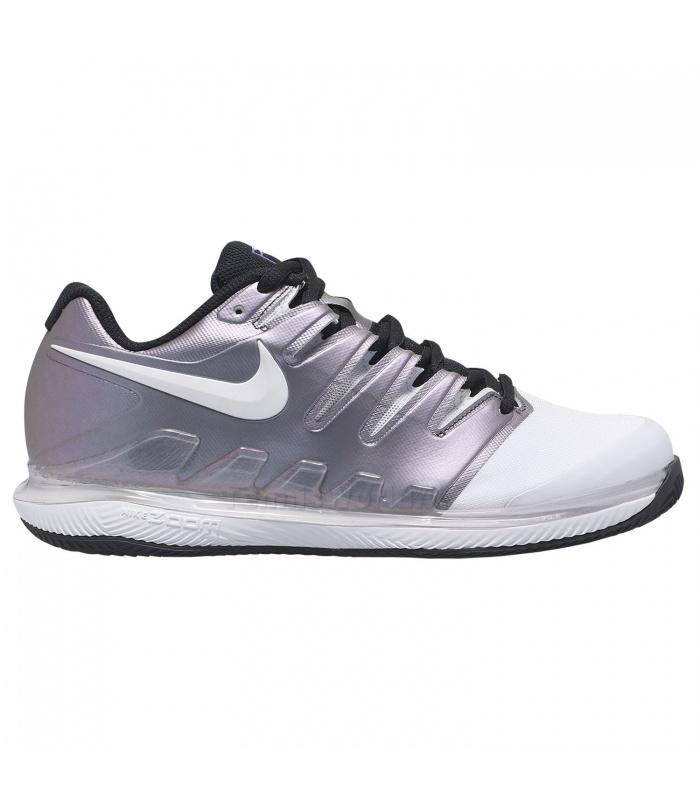 Nike Air Zoom Vapor X Clay White/Psychic Purple